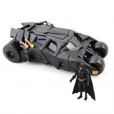 Batmobile Tumbler With Dark Knight Action Figure