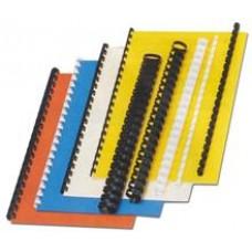 Σπιράλ βιβλιοδεσίας Α4 πλαστικά