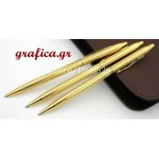 Στυλό Golden twist Ballpoint