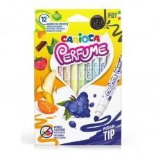 Μαρκαδόροι Carioca Perfume 12 χρωμάτων.
