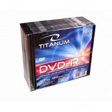 Dvd-R 4,7 Gb 16X Titanum Slim Case