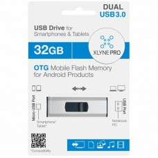 Flash Usb Stick 3.0 Xlyne Otg 2In1 (32 Gb)