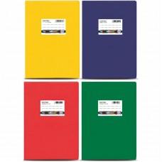 Τετράδια Salko Εξηγήσεις Πλαστικές Φ.50 17Χ25 Ριγέ χρωμάτων