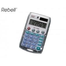 ΑΡΙΘΜΟΜΗΧΑΝΗ 8Ψ.ΜΠΑΤ/ΗΛ 113x67x12mm STARLET REBELL