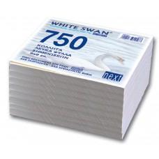 Ανταλλακτικά Φύλλα Κύβου Λευκά 750Φυλ. 9X9Εκ. Next